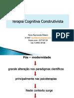 terapia cognitiva construtivista