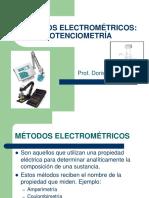 Clase 14 Metodos Electrometricos