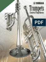 Trumpets Eu - Yamaha