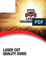 Laser cut quality guide
