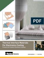 Parker Chomerics Thermal Catalog