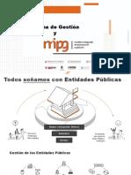 Presentación MIPG Versión