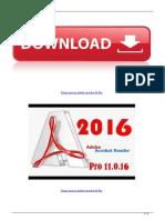 Como Activar Adobe Acrobat Xi Pro