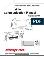 AUS Ford Vehicle Communication Software Manual