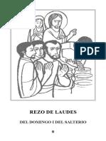 Laudes Domingo i Semana en Cuadernillo