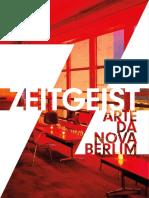 Catálogo - Zeitgeist Nova Berlim
