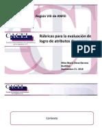01 Rubricas Evaluacion María Elena Barrera Bustillos