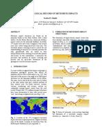 2006_Osinski_THE GEOLOGICAL RECORD OF METEORITE IMPACTS.pdf