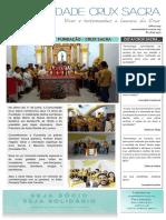 Comunidade Crux Sacra Informativo julho 2019