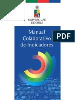 2018 Manual Colaborativo de Indicadores Institucionales u de Chile
