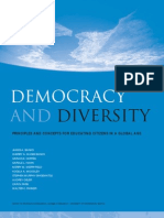 Democracy and Diversity