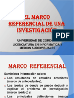 Marco Referencial 2015