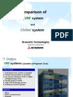 VRF System Vs Chiller System