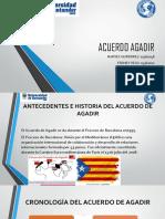 Acuerdo Agadir