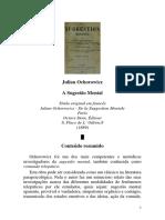 A Sugestao Mental (Julian Ochorowicz).pdf