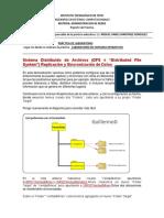 II.- Sistema Distribuído de Archivos DFS II