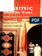 Charles Lindholm - The Islamic Middle East_ Tradition and Change (2002, Wiley-Blackwell)