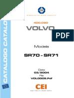 Volvo Sr70 Catalogo Cei