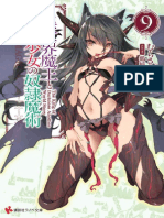 isekai maou to shoukan shoujo no dorei majutsu vol.9