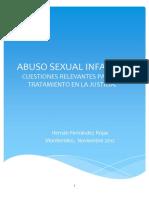 Abuso Sexual Infantil, Cuestiones relevantes para su Tratamiento en la Justicia.pdf