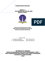 Tugas Modul 3 IPS di SD - Esensi Kurikulum IPS Sekolah Dasar 2006