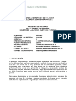 10. Programa de Auditoria Forense 2019 1
