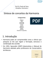 Trabalho de Harmonia - Spossobin