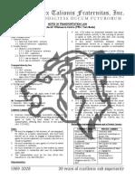 109569201 Transportation Laws Notes Atty Zarah Villanueva Castro