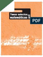 Antologia de t Selectos Matematicas II 6to Sem