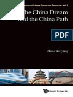 Tianyong Zhou-The China Dream and The China Path.pdf