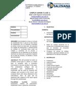 Informe Practica 2 Analogicaii