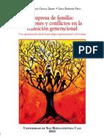 empresas de familia decisiones y conflictos