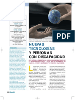 tecnología y discapacidad