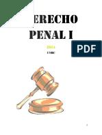 Derecho Penal I . Resumen 2014