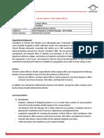 Job Description - HR  Admin Officer.pdf