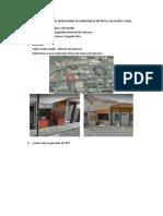 Visita Al Centro de Operaciones de Emergencia Distrital Salaverry