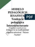 MODELO PEDAGÓGICO IESAFISTA (ESTADO DE ARTE).docx