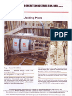 OKA Jacking Pipes Catalogue