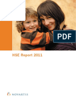 Hse Performance Report 2011
