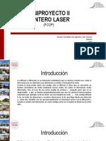 Miniproyecto Puntero Laser