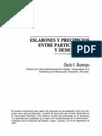 23-Eslabones y Precipios Entre Participacion y Democracia