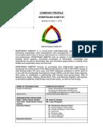 Company Description - Kemitraan Habitat 01032019