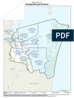 Redland Existing Divisions Overview