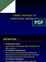Emergency Hypertension ( Herbesser Injection )
