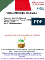 Fertilizantes en Colombia VETERINARIA