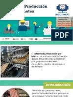 Sistemas de Producción Por Lotes.