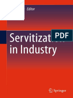 Servitization in Industry