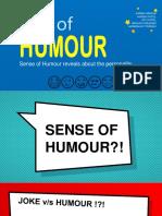 Sence of Humor