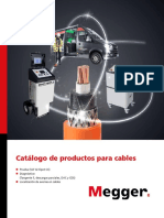 Catalogo Equipos Megger CFL ES ES V01e