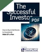The Successful Investor Work Book